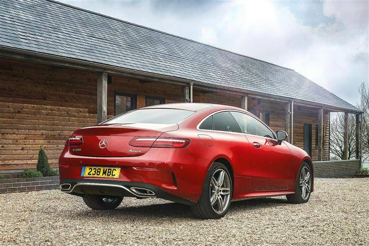 Mercedes-Benz E-Class Coupe [C238] (2017 - 2020) used car review