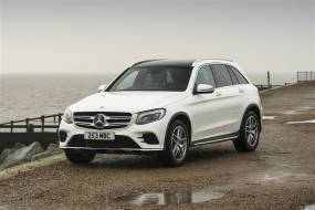 Mercedes-Benz GLC (2015 - 2018) used car review