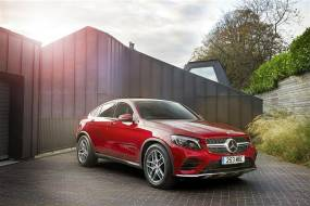 Mercedes-Benz GLC Coupe (2016 - 2019) used car review