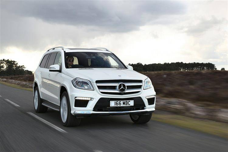 Mercedes-Benz GL-Class (2013-2015) used car review