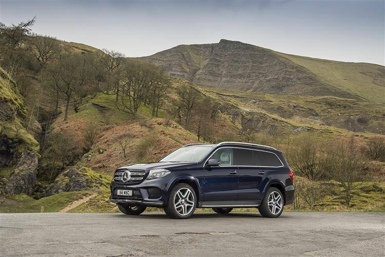 Mercedes-Benz GLS [X166] (2016 - 2020) used car review