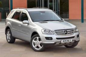 Mercedes-Benz M-Class (2005 - 2011) used car review