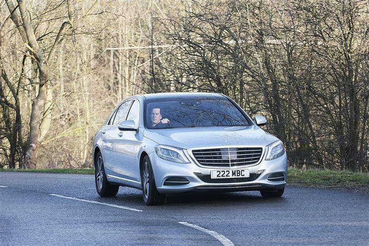 Mercedes-Benz S-Class saloon (2013 - 2017) used car review