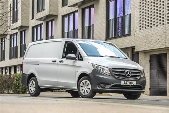 Mercedes-Benz Vito [W447] (2015 - 2020) used car review
