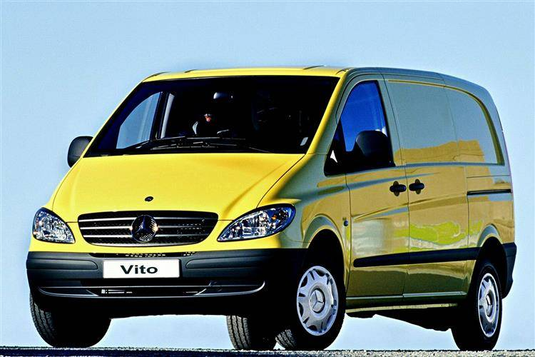 Mercedes Benz Vito 1996 2010 Used Car Review Car Review Rac Drive