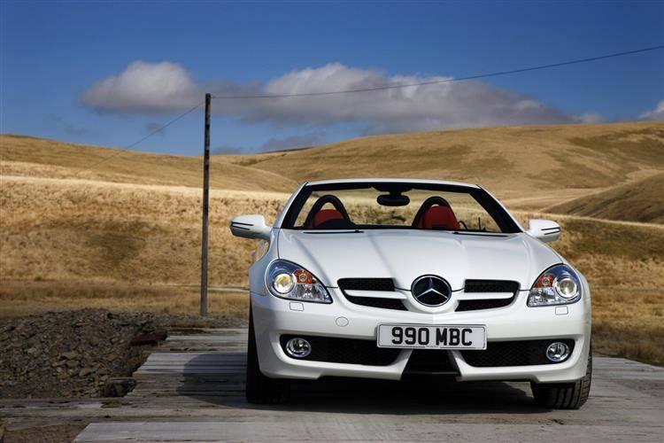 Mercedes-Benz SLK (2004 - 2011) used car review
