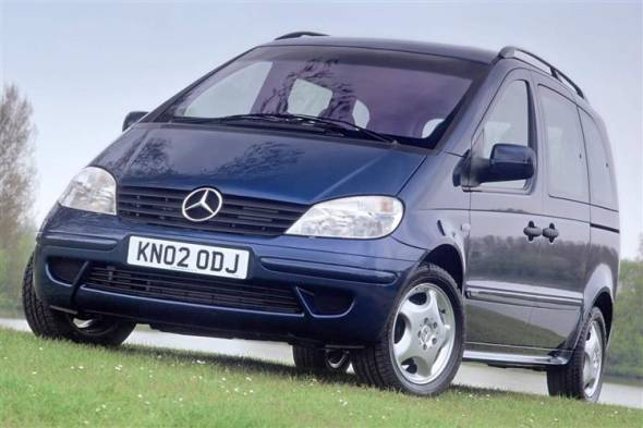 Mercedes-Benz Vaneo (2002 - 2006) used car review