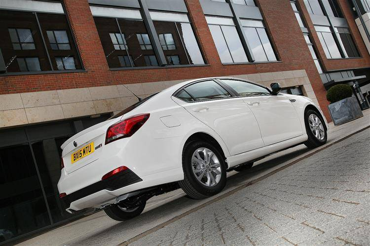 MG6 (2015 - 2016) used car review