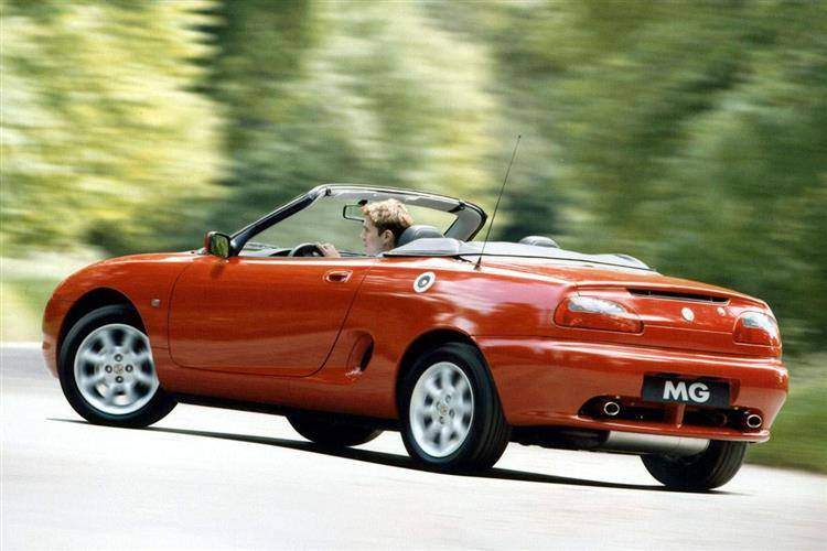MGF (1995 - 2002) used car review