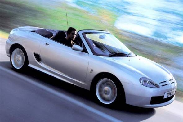 MG TF (2002 - 2005) used car review