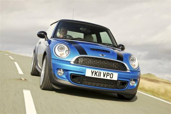 MINI Cooper SD Hatch R56 (2011 - 2014) used car review