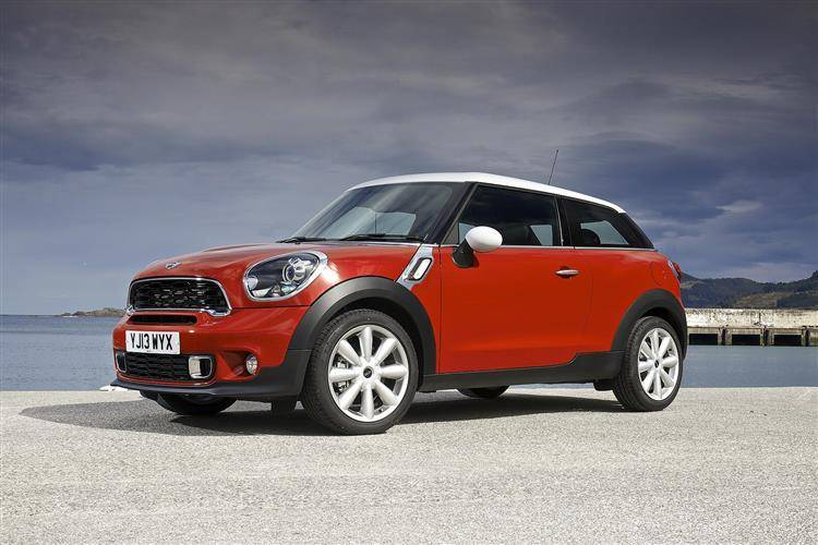 MINI Paceman (2013 - 2016) used car review
