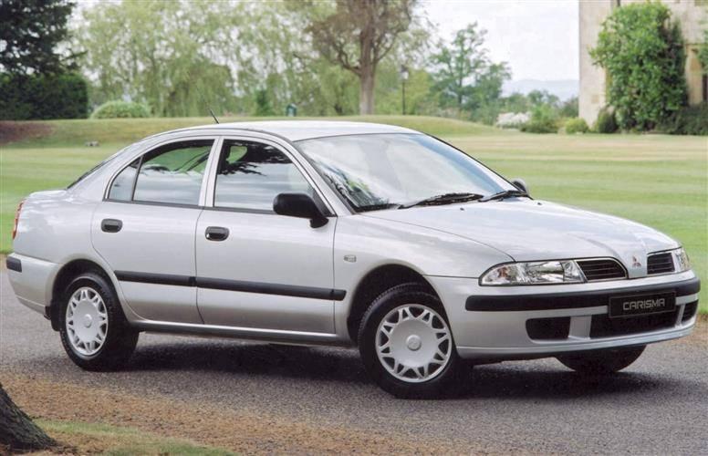 Mitsubishi Carisma (1995 - 2005) used car review