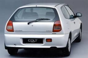 Mitsubishi Colt (1988 - 2004) used car review
