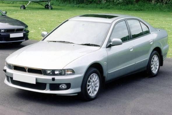 Mitsubishi Galant (1988 - 2003) used car review
