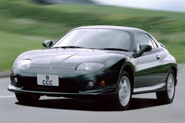 Mitsubishi FTO (1994 - 2005) used car review