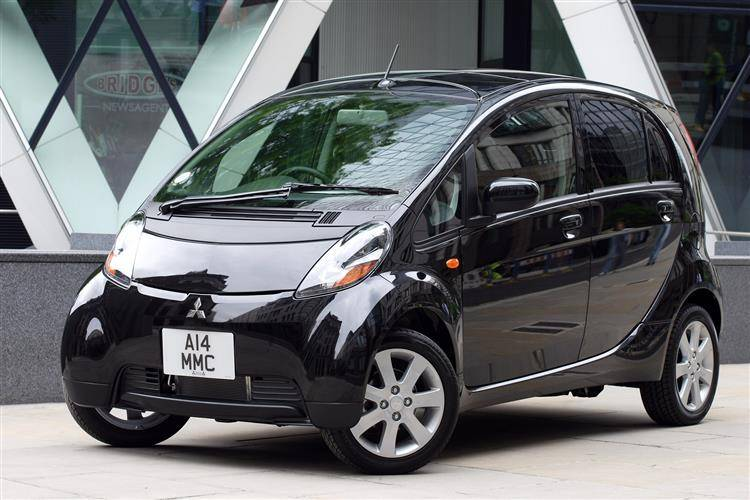 Mitsubishi i (2007 - 2009) used car review