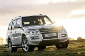Mitsubishi Shogun (2012 - 2019) used car review