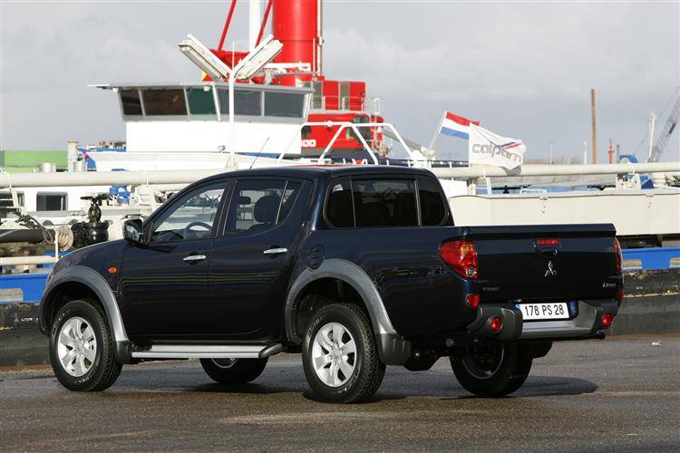 Mitsubishi L200 (2006 - 2010) used car review