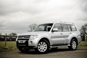 Mitsubishi Shogun (2009 - 2011) used car review