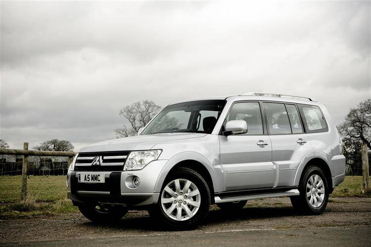 Mitsubishi Shogun (2009 - 2011) used car review