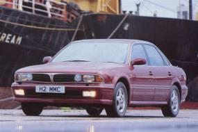 MitsubishiI Sigma (1991 - 1996) used car review