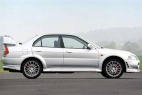 Mitsubishi Lancer Evo VI (1998 - 2001) used car review