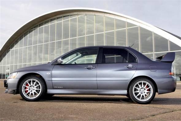 Mitsubishi Lancer EVO IX (2005 - 2008) used car review