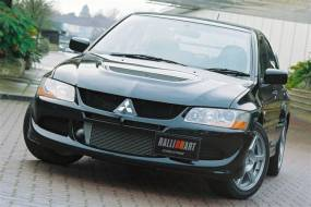 Mitsubishi Lancer EVO VIII (2003 - 2005) used car review