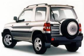 Mitsubishi Shogun Pinin (2000 - 2006) used car review