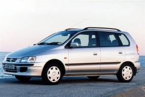 Mitsubishi Colt Space Star (1998 - 2002) used car review
