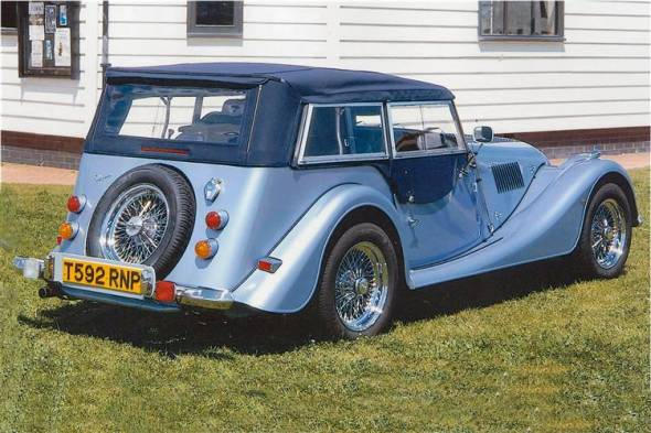 Morgan Convertible 4/4 & Plus Four (1992 to date) used car review