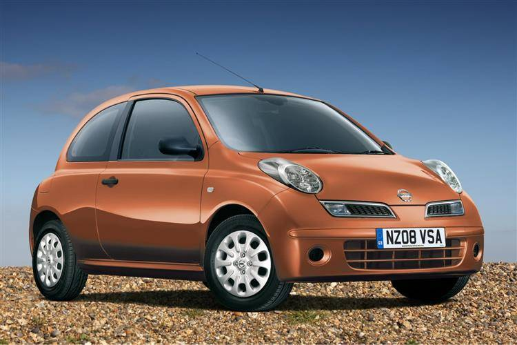Nissan Micra (2003 - 2010) used car review