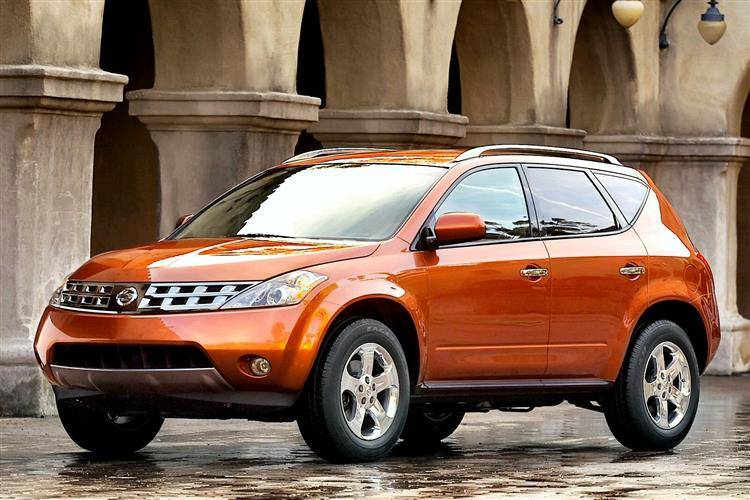 Nissan Murano 2005 2009 Used Car Review Car Review Rac Drive
