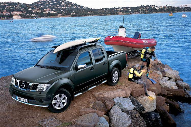 Nissan Navara (2005 - 2010) used car review