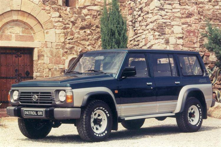 Nissan Patrol (1995 - 1998) used car review