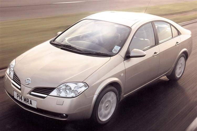 Nissan Primera (2002 - 2007) used car review