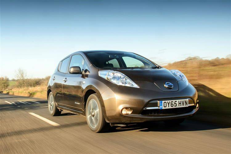 Nissan LEAF (2013 - 2017) used car review