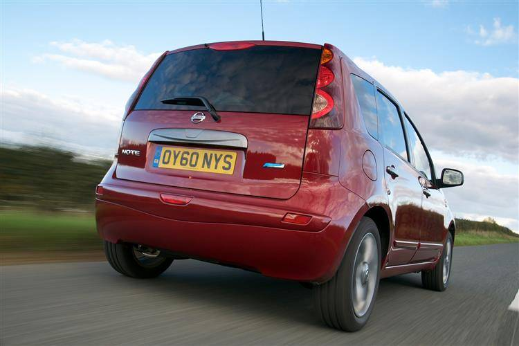 Nissan Note (2010-2013) used car review