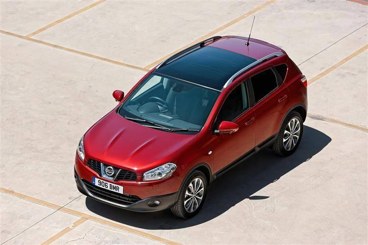 Nissan Qashqai (2010 - 2011) used car review