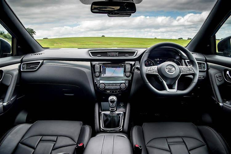 Nissan Qashqai (2017 - 2020) used car review