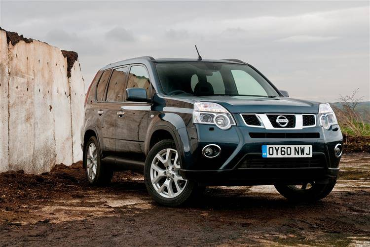 Nissan X-TRAIL (2011 - 2013) used car review