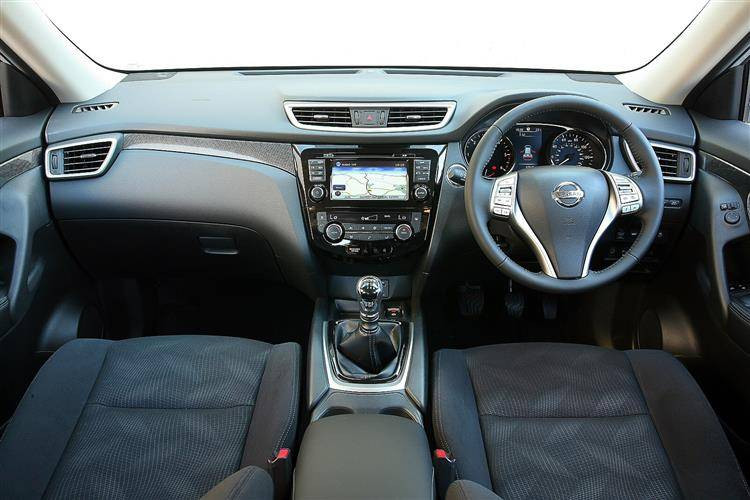 Nissan X-TRAIL (2014 - 2017) used car review
