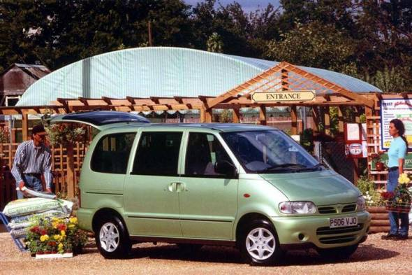 Nissan Serena (1993 - 2002) used car review