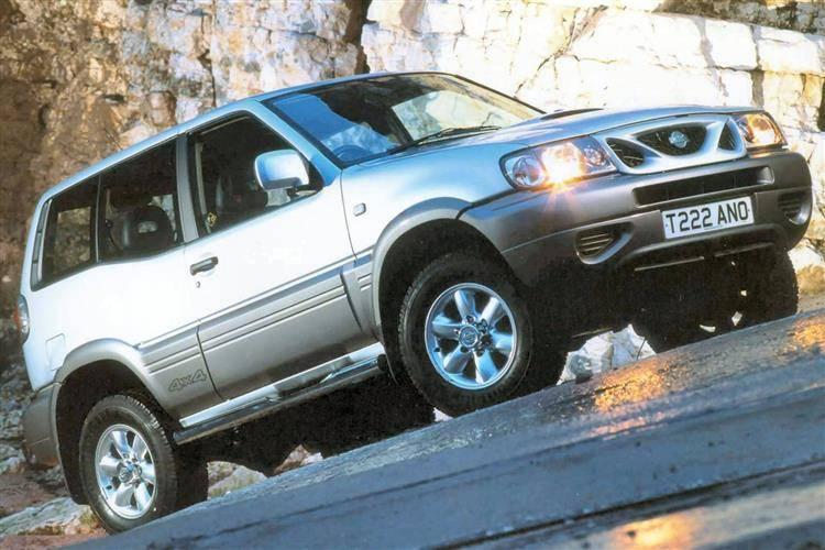 Nissan Terrano II (1993 - 2006) used car review