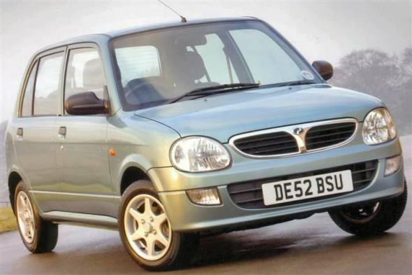 Perodua Kelisa (2002 - 2009) used car review
