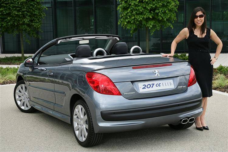Peugeot 207 CC (2007 - 2010) used car review