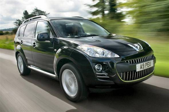 Peugeot 4007 (2007 - 2012) used car review