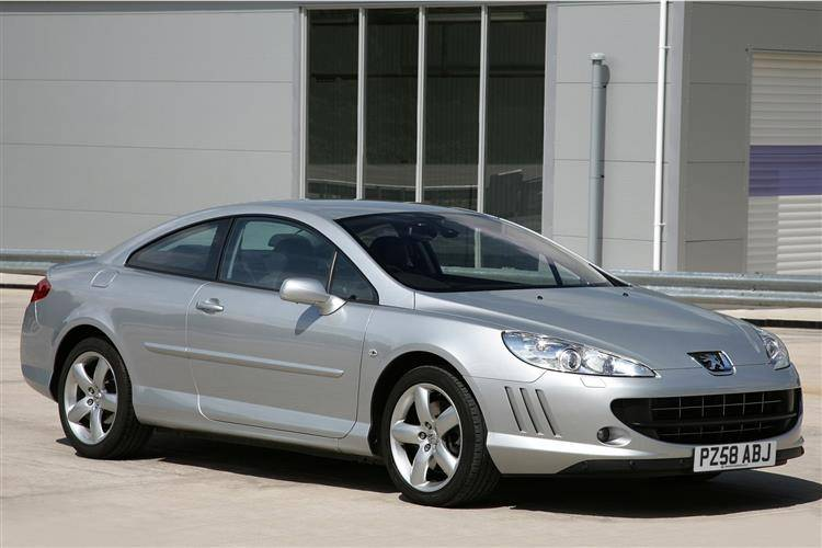 Peugeot 407 Coupe (2005 - 2011) used car review