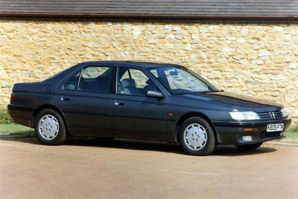 Peugeot 605 (1990 - 1999) used car review